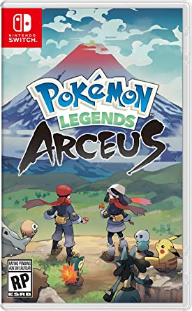 Amazon.com: Pokemon Legends: Arceus - Nintendo Switch : Nintendo of  America: Everything Else
