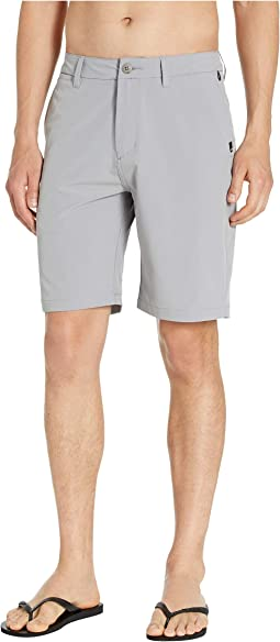 77817c7be9 Quiksilver solid amphibian 21 hybrid shorts + FREE SHIPPING | Zappos.com