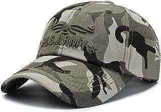 2019 U.S.Army Baseball Cap for Men Women Camouflage Tactical Cap Summer Sun Hats Casquette Homme Trucker Cap