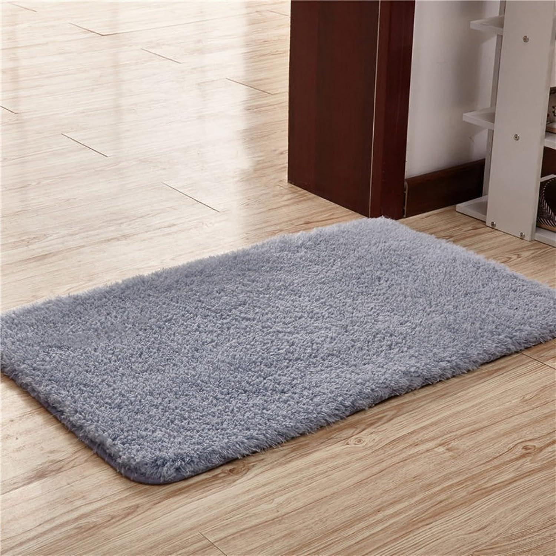 Oval bathroom absorbent non-slip carpet door mat floor mats-M 80x160cm(31x63inch)