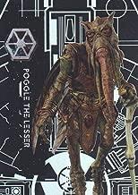 2015 Topps Star Wars High Tek Millennium Falcon #82 Poggle The Lesser