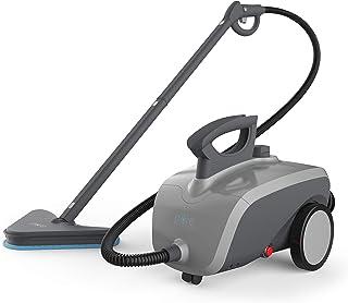 غنی سازی خالص PureClean XL Roller Steam Cleaner - سیستم تمیز کننده بخار خانگی چند منظوره 1500 وات - 18 لوازم جانبی برای تمیز کردن کفهای عمیق، ویندوز، کوره های کوره، کوره، وسایل نقلیه و موارد دیگر