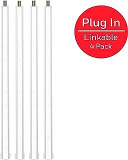 Honeywell 44417 10in. Linkable LED Bright Strips, 4 Pack, White