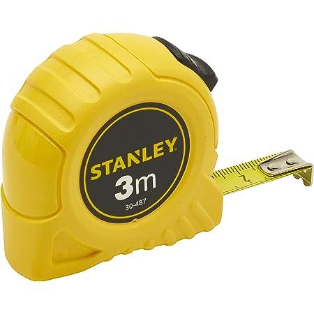 STANLEY 1-30-487 Flessometro Global, 3 m x 12.7 mm