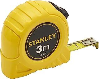 Stanley 1-30-487 Mesure 3 m/12,7 mm, Jaune, Size