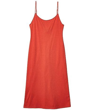 Natori Shangri-La Gown (Heather Red Lava) Women