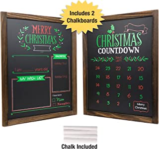 Best christmas chalkboard sign Reviews