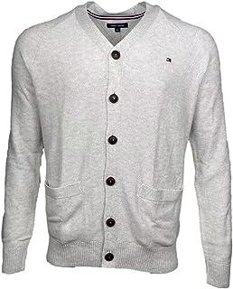 Tommy Hilfiger Mens Buttondown Knit Cardigan Sweater