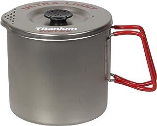 Evernew Titanium Pasta Pot, Medium