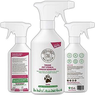 C&G Pets | Rígida para eliminar manchas y olores de