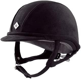 Charles Owen GR8 Riding Hat Black 55cm