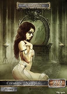 3x Vampire #7 Custom Altered Tokens Khans of Tarkir (for Sorin Solemn Visitor)
