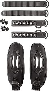 Burton Gettagrip Capstrap Snowboarding Equipment, Black
