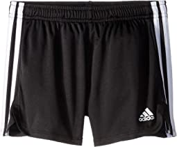 adidas Little Girls Breakaway Print Woven Shorts
