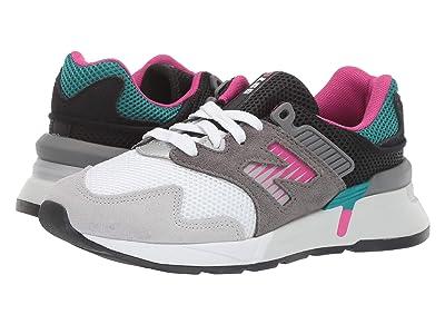New Balance Kids 997J (Infant/Toddler/Little Kid/Big Kid) (Castle Rock/Amazonite) Kids Shoes
