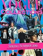 Vogue Paris Collections Magazine (Spring/Summer, 2019) 109 Designers, 1150 Looks, 1260 Accessories