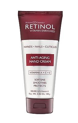 Retinol Anti-Aging Hand Cream with Vitamin A
