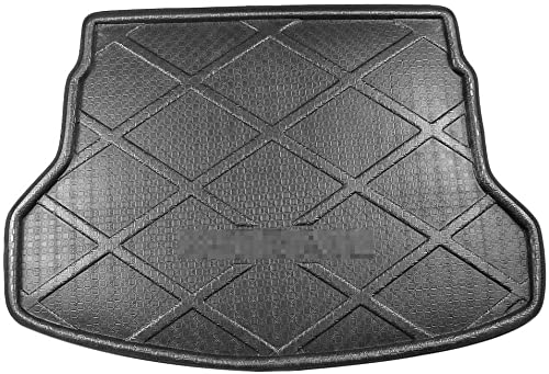 high quality Mallofusa Cargo Liner Rear Cargo Tray Trunk Floor outlet online sale Mat Compatible for Rogue X-Trail 2014 new arrival 2015 2016 2017 Black outlet sale