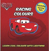 Disney Pixar Cars Racing Colours (Disney Squeaky Board Book)