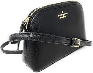 Kate Spade Peggy Patterson Drive Leather Crossbody Bag Black