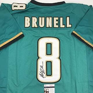 mark brunell signed jersey