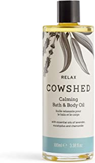 Cowshed Relax Calming Bath & Body Oil, 100 ml