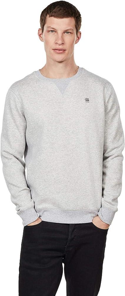 TALLA XXS. G-STAR RAW Premium Basic suéter para Hombre
