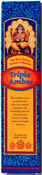 Triple Amber 30 Gram Box Sold In Quantities Of 4 Boxes