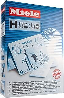 Genuine Miele Type H Vacuum Bags Miele Part # 02046318