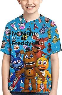 Teenage Youth Boys Girls Shirt 3D Printed Graphic Teen Boy Tshirts Tops