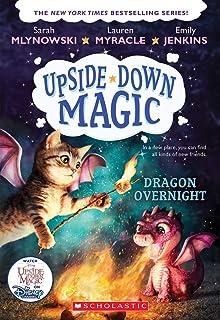 Dragon Overnight (Upside-Down Magic #4), Volume 4