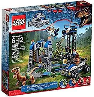 LEGO Jurassic World - La Huida del Raptor