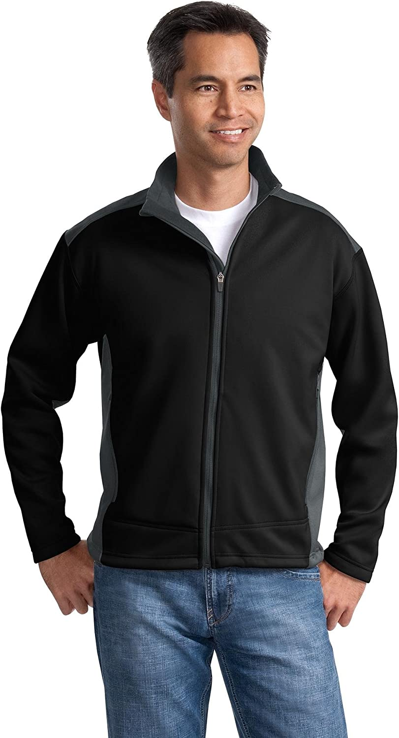 Port Authority Men's Two Shell Soft Jacket SALENEW very Weekly update popular Tone