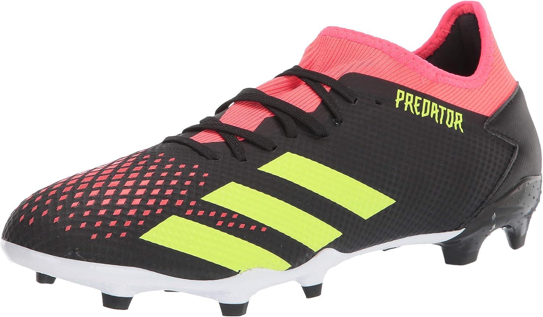 adidas Predator - Zapatillas de fútbol para hombre (20,3 L)