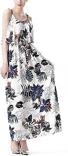 Dresses Summer Cotton Linen Plus Size Vintage Print Women Casual Loose Dress