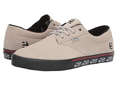 etnies Jameson Vulc (White/Black/Print) Men