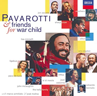 luciano pavarotti holy mother