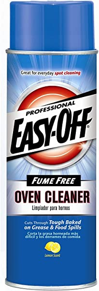 Easy Off Professional Fume Free Max Oven Cleaner Lemon 24 Ounce