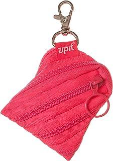 ZIPIT Neon Mini Pouch, Dazzling Pink