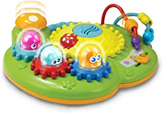 KiddoLab Activity Toy for Baby - Press & Play Sensory Toy with Sounds Effects & Music - Baby Learning Toys with Pop Up Lig...