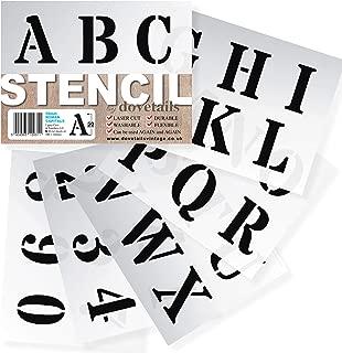 Mejor Plantillas Stencil Baratas de 2020 - Mejor valorados y revisados
