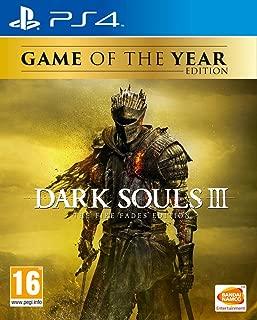 DARK SOULS III THE FIRE FADES EDITION - PS4