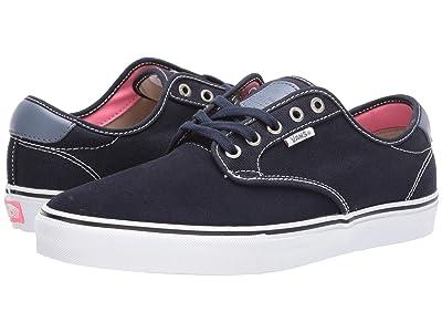 Vans Chima Ferguson Pro (Sky Captain/Grisaille) Skate Shoes