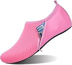 JOINFREE Women's Men's Kid Summer Water Shoes Barefoot Shoe Quick Dry Aqua Socks Yoga