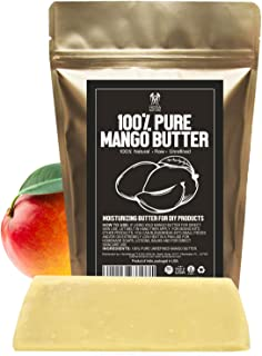 Best mango butter unrefined Reviews