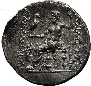 1000 GR Thrace King KAVAROS AR Greek Tetradrachm Coin ALE Tetradrachm Good