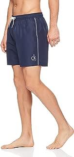 Calvin Klein Men's Ck NYC Logo Swim Shorts