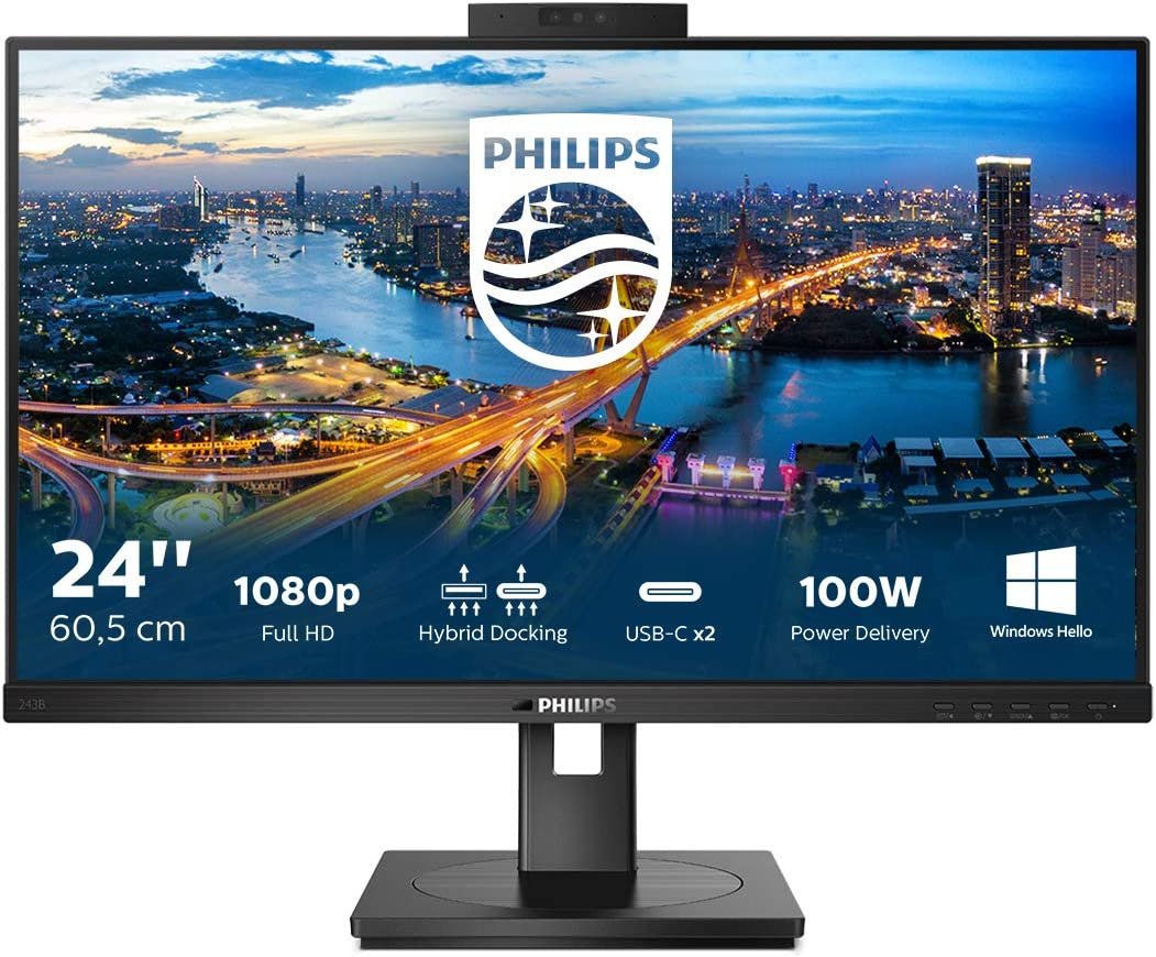 Philips 278b1 27 Zoll Uhd Monitor Höhenverstellbar Computer Zubehör