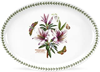 Portmeirion Botanic Garden Oval Serving Dish