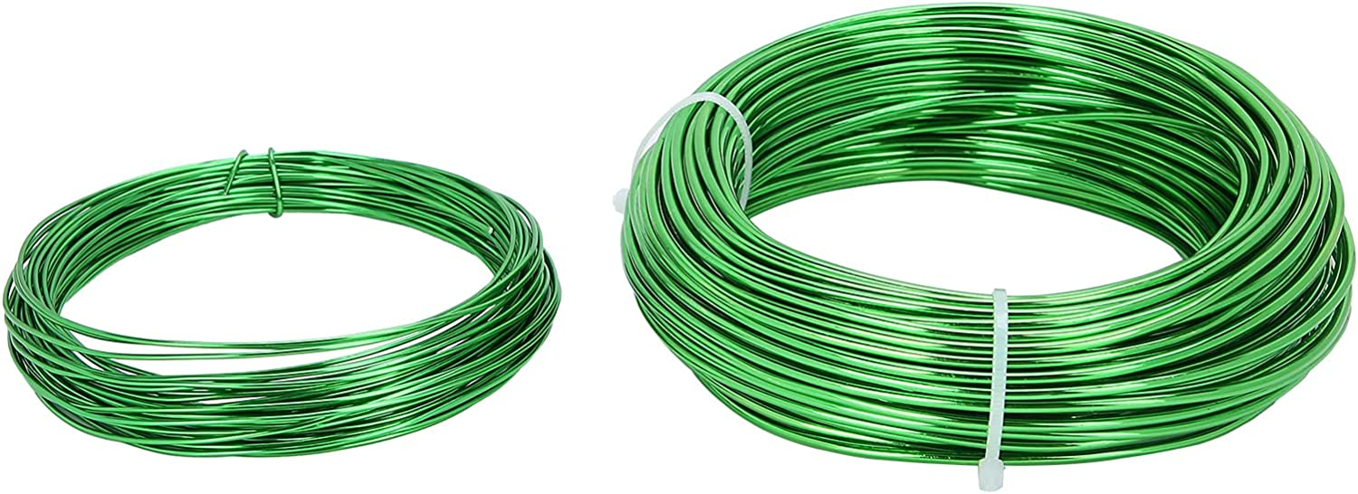 Bargain Aluminum Wire High quality DIY Decoration Necklace Green Tools